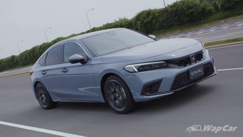 Australia to skip all-new Honda Civic Sedan, only hatchback will be offered 02