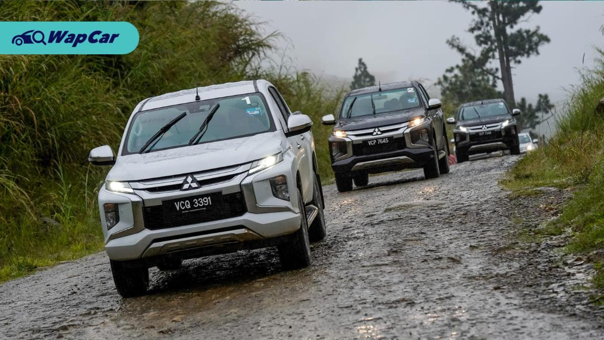Mitsubishi Triton serba baru sah hadir untuk tahun 2020. Mitsubishi sasar pasaran Malaysia? 01