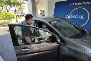 Carsome's new used-car buying process has a 5-day money-back guarantee