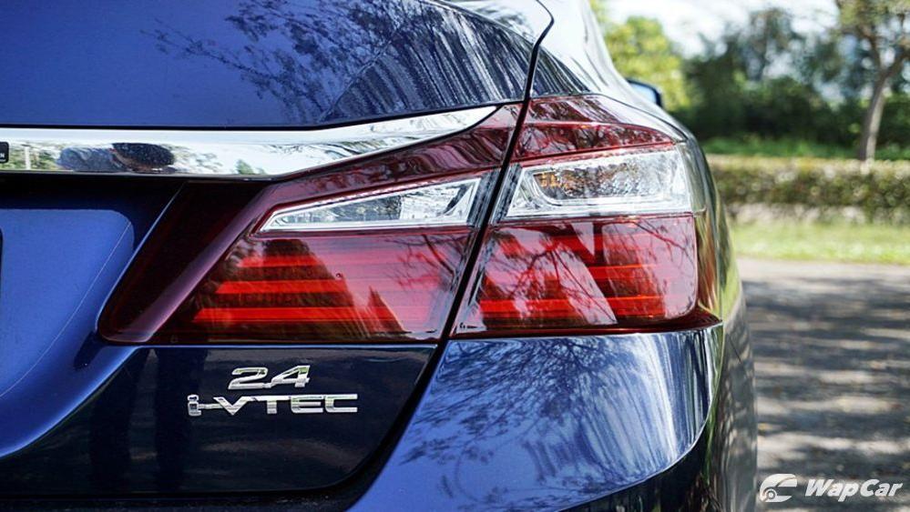 2018 Honda Accord 2.4 VTi-L Advance Exterior 016