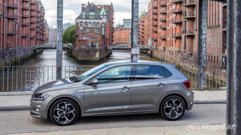 Volkswagen Polo Mk6 2021 – bolehkah ia merampas takhta Toyota Yaris? 02