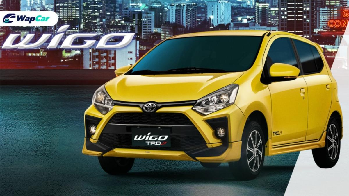 New Toyota Wigo launched, LHD Perodua Axia with Android Auto! 01