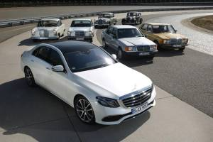 Mercedes-Benz E-Class – 70 years of Malaysia's most trusted business sedan