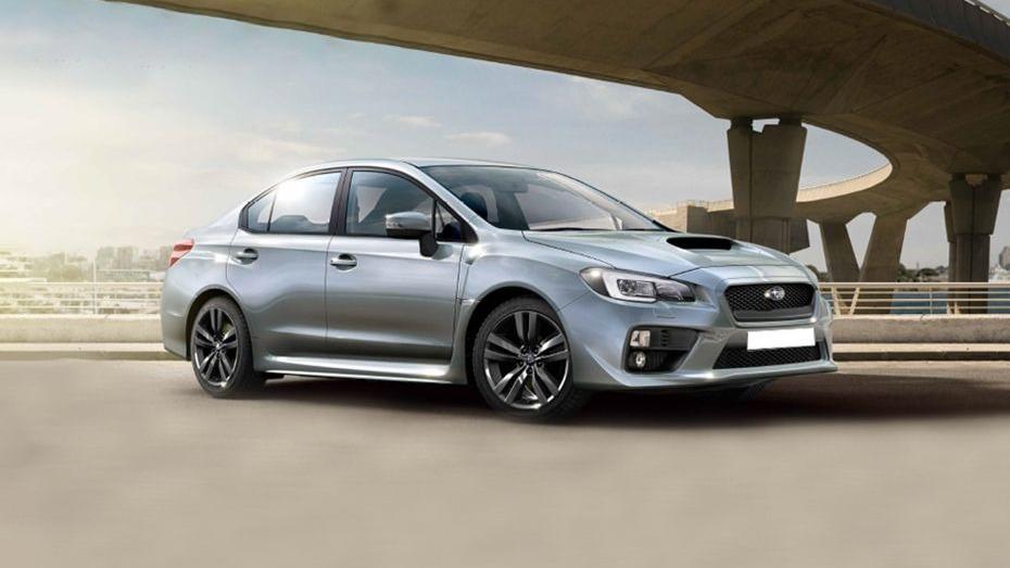 Subaru WRX (2017) Exterior 004