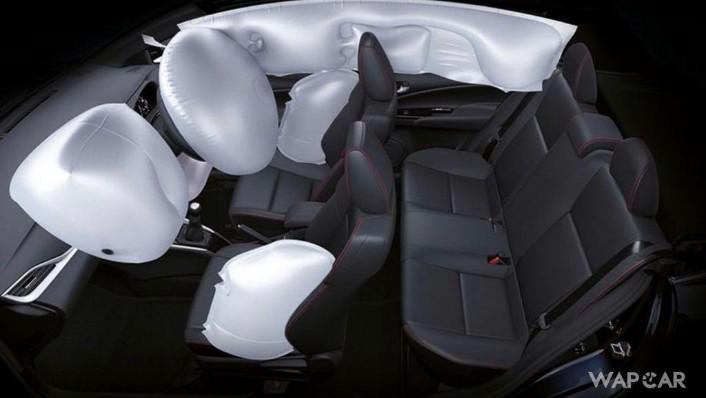 Toyota Vios (2019) Interior 010