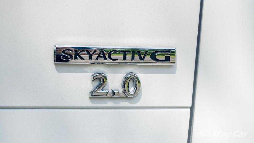 2020 Mazda CX-30 SKYACTIV-G 2.0 High Exterior 021