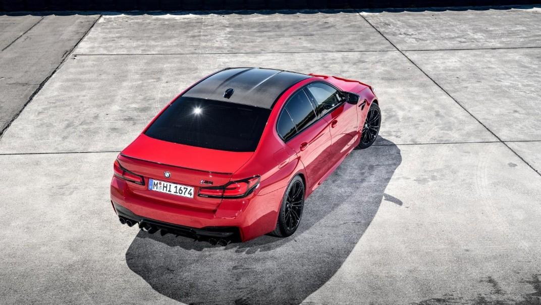 2020 BMW M5 Exterior 070