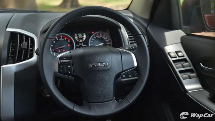 2019 Isuzu D-MAX 1.9L 4x4 AT-P Interior 004