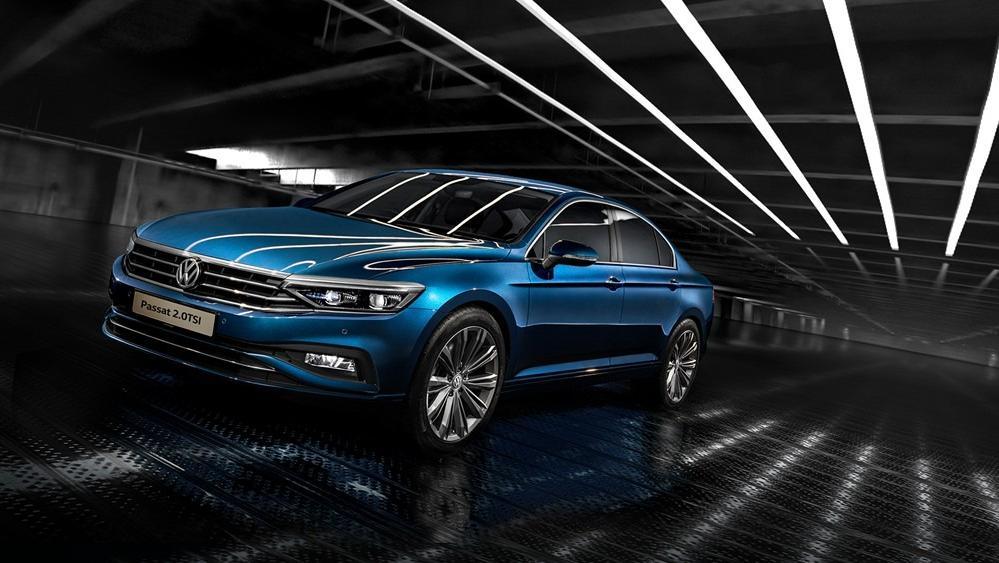 2020 Volkswagen Passat 2.0TSI Elegance Exterior 050