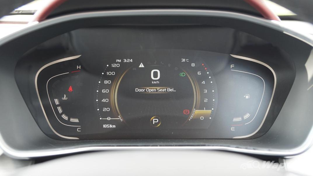 2020 Proton X50 1.5T  Flagship Interior 013