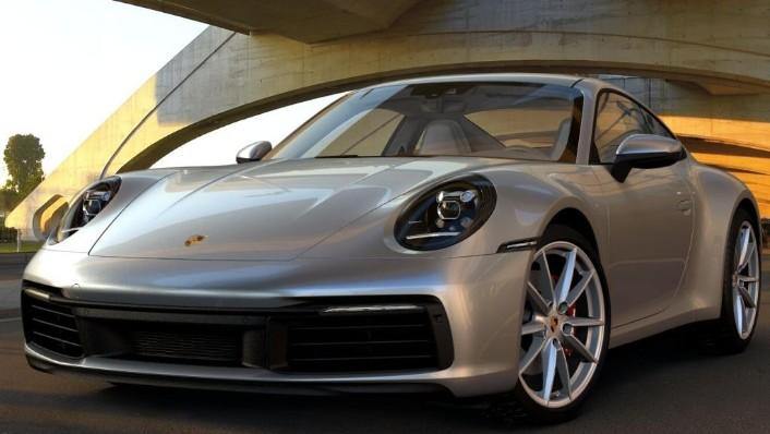 2019 Porsche 911 The New 911 Carrera S Exterior 001