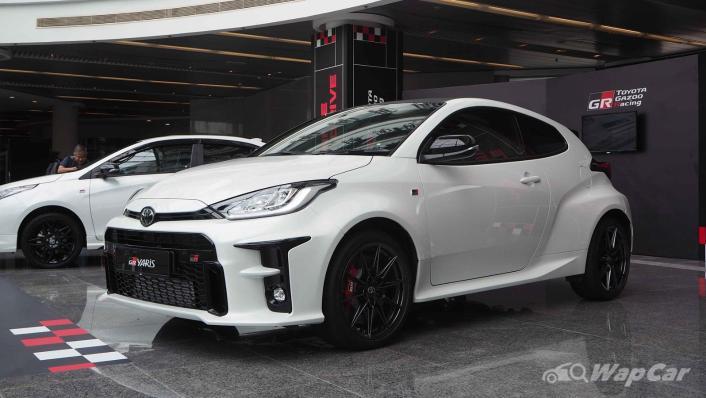 2021 Toyota GR Yaris Exterior 001