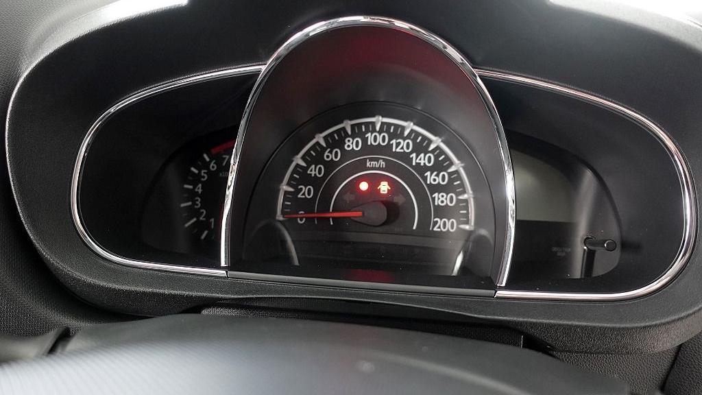 2018 Perodua Axia SE 1.0 AT Interior 011