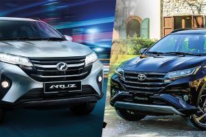 Apa nasib Perodua Aruz selepas khabar angin Toyota Rush bakal dihentikan?