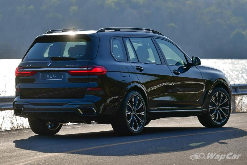 2021 BMW X7 xDrive30d (CKD) launched in Thailand, RM 810k 02