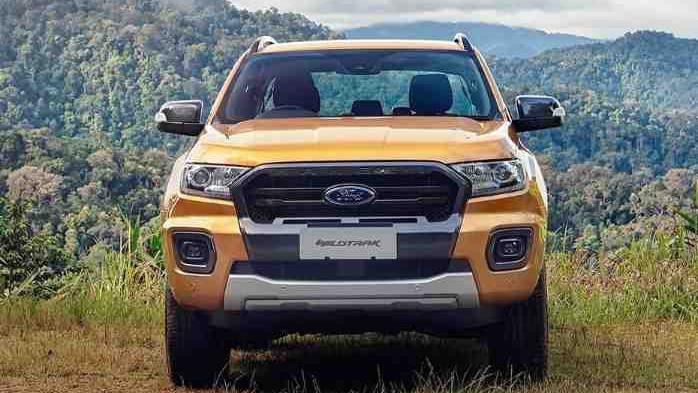 Ford Ranger (2018) Exterior 005
