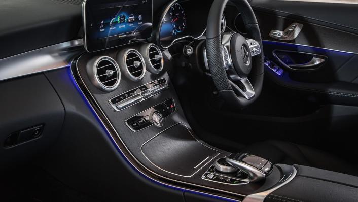 2020 Mercedes-Benz C-Class C 200 AMG Line Interior 004