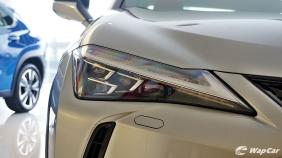 2020 Lexus UX 200 Luxury Exterior 010