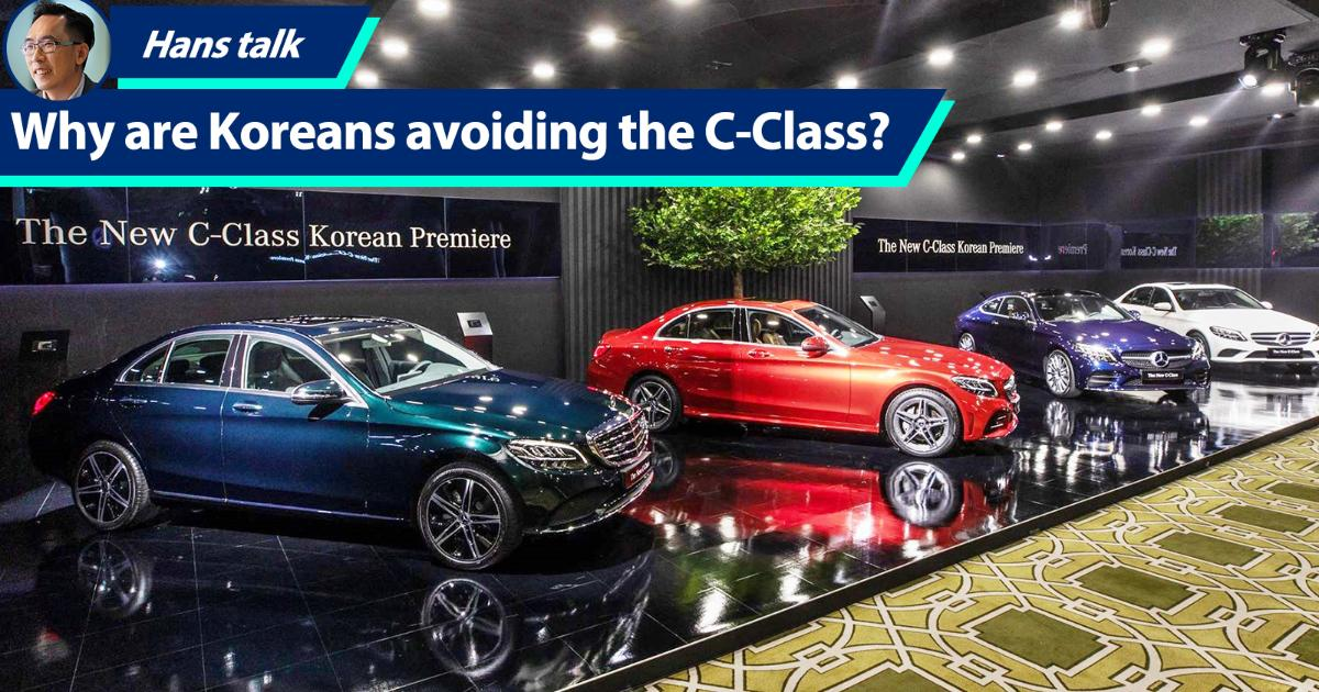 Mercedes-Benz C-Class is Malaysia's best-seller, but not so in the rest of Asia, this is the reason 01