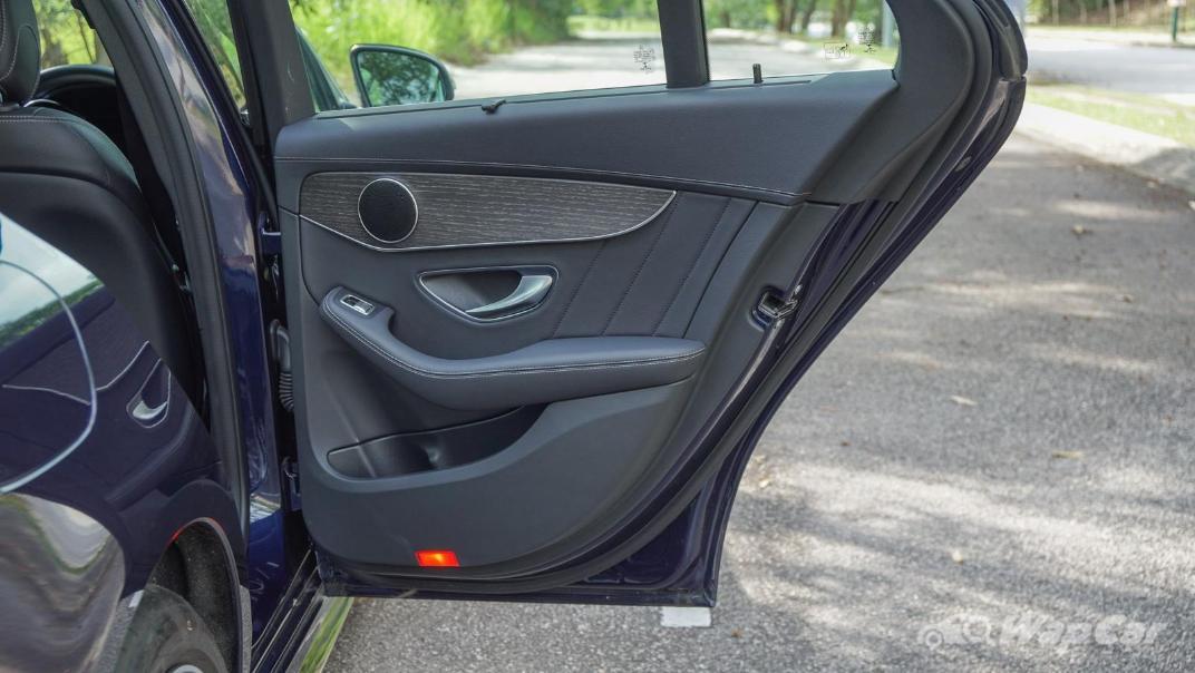 2020 Mercedes-Benz C-Class C 200 AMG Line Interior 069