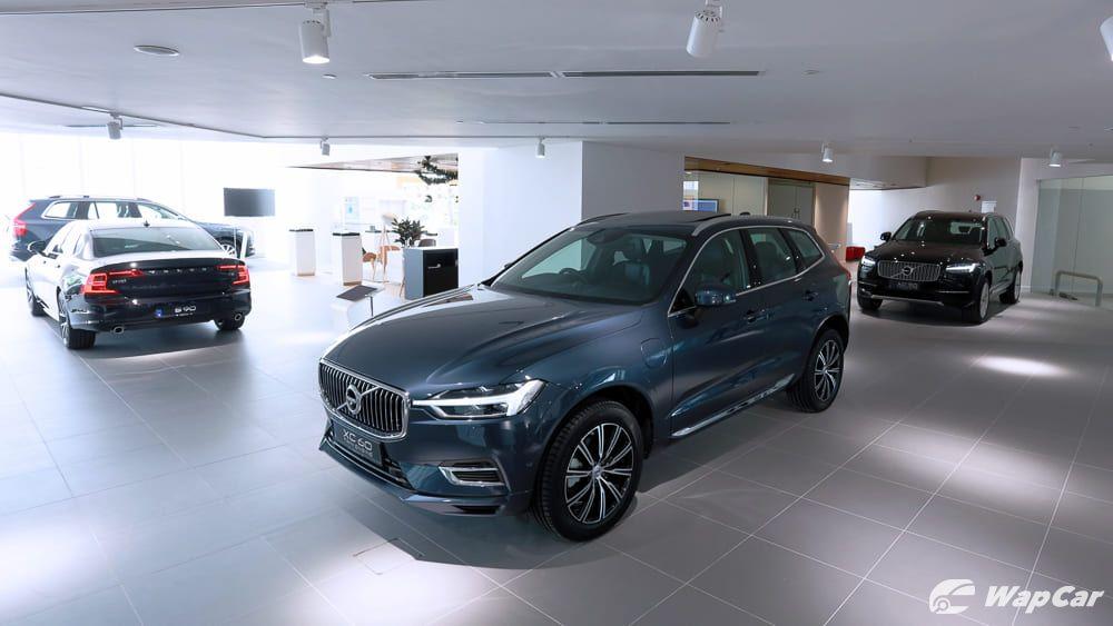 2020 Volvo 3S Centre Ara Damansara