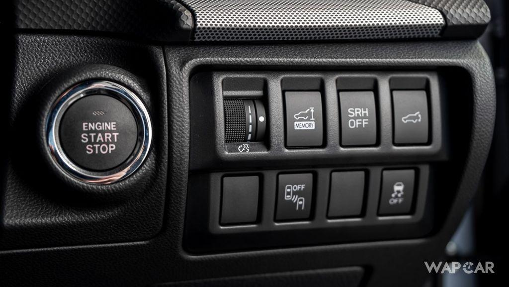 Subaru Forester (2019) Interior 021