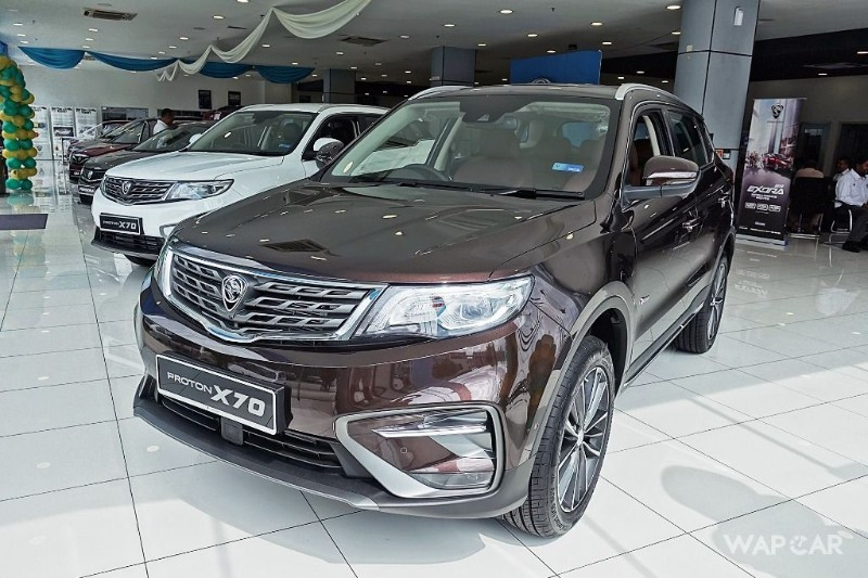 Proton X70 1.8L 2WD Is More Expensive To Maintain Than The Honda CR-V 1.5L 02