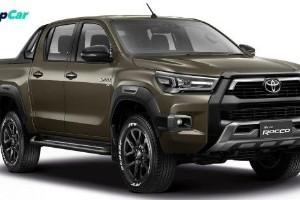Toyota Hilux facelift 2020 dilancarkan di Thailand. Bakal tiba di Malaysia tahun 2021?
