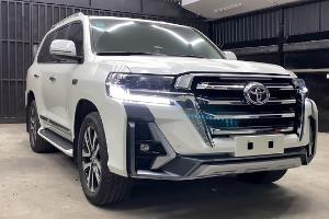 All-new 2021 Toyota Land Cruiser 300 to debut next year