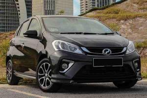 Perodua Myvi is the favourite model for used car buyers!