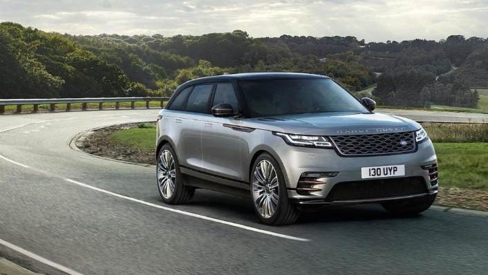 Land Rover Range Rover Velar (2018) Exterior 004