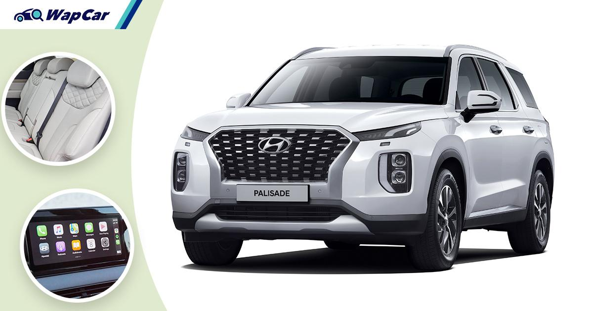 Singapore's 2021 Hyundai Palisade could offer clues to the Malaysian-spec car 01