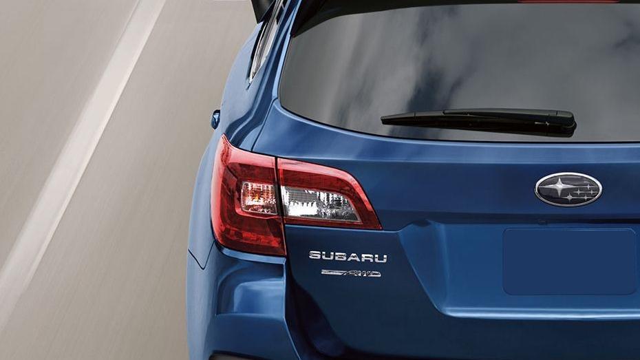 Subaru Outback (2018) Exterior 014