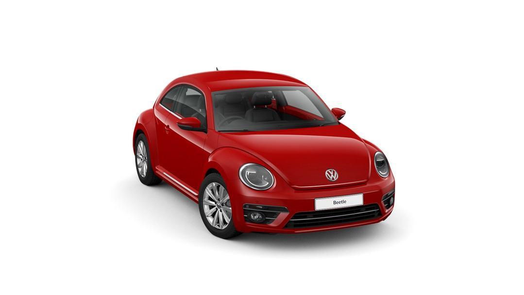 Volkswagen Beetle (2018) Exterior 004