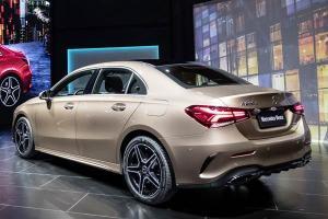Geely bakal membuat enjin baru untuk Mercedes-Benz A-Class akan datang!
