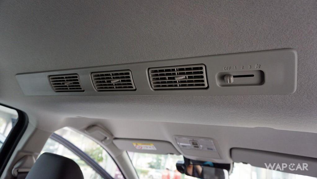 Perodua Aruz (2019) Interior 029