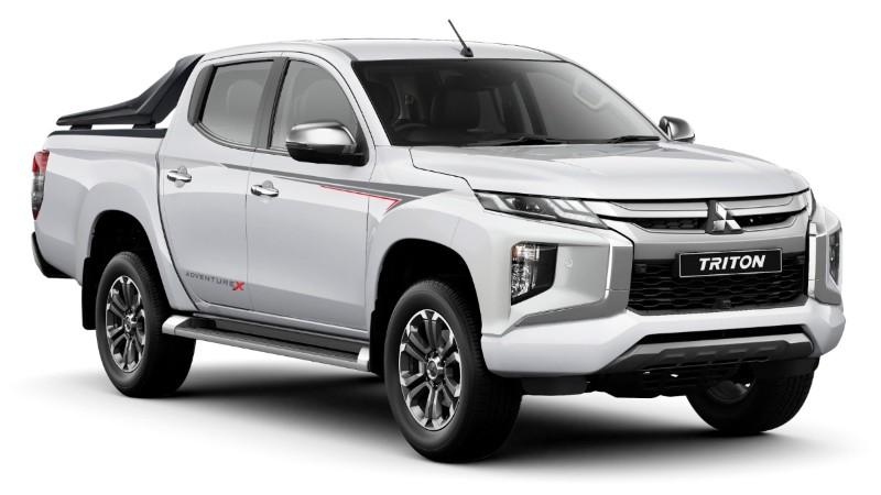 Mitsubishi offers discount for Triton pickup