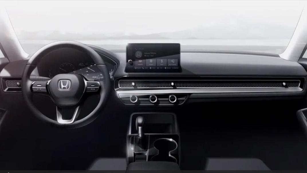 2021 Honda Civic International Version Interior 001