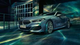 BMW 8 Series (2019) Exterior 001