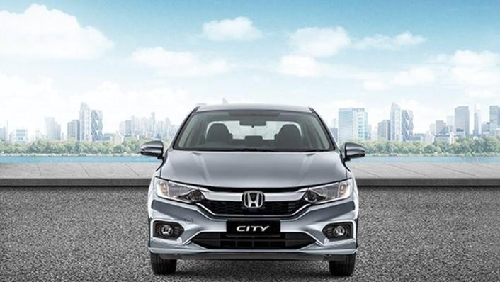 Honda City (2018) Exterior 002