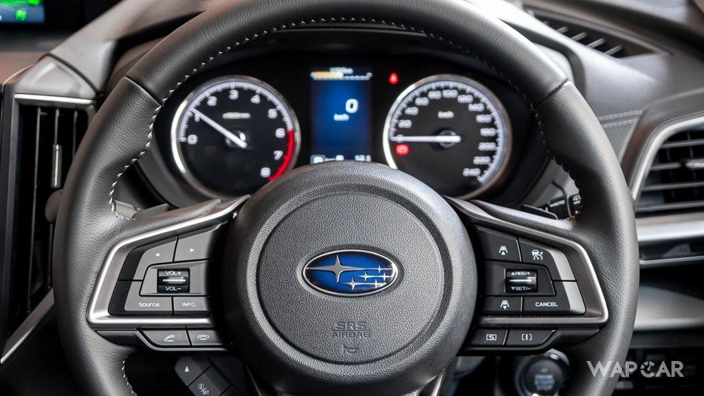 Subaru Forester (2019) Interior 003