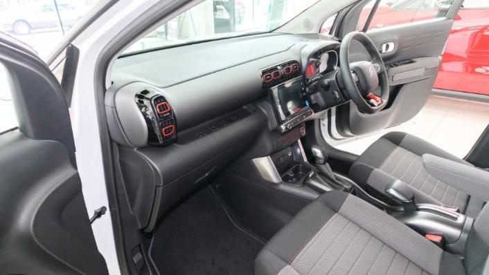 2019 Citroën New C3 AIRCROSS SUV Interior 003