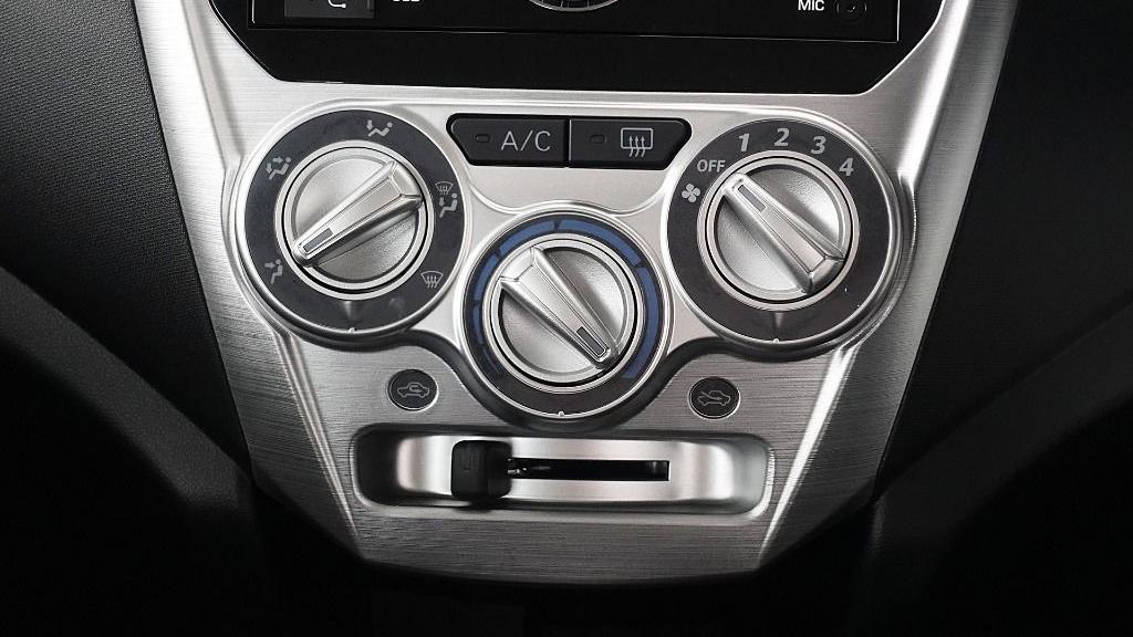 2018 Perodua Axia SE 1.0 AT Interior 016