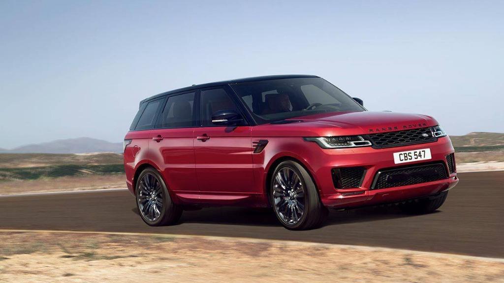 Land Rover Range Rover Sport (2017) Exterior 007