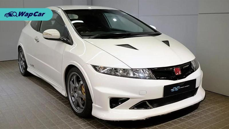 Yet another Honda Civic Type R sold for nearly half a million Ringgit. What gives? 01