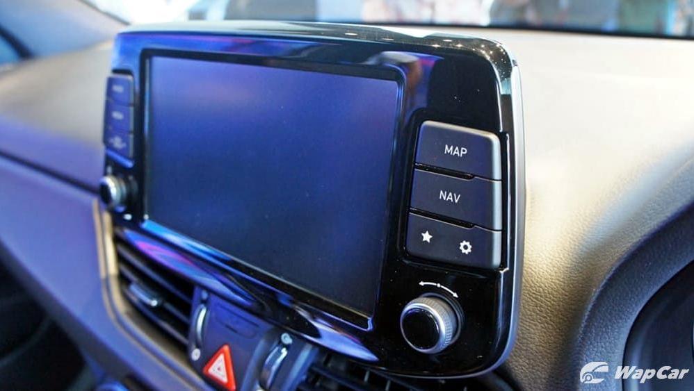 2020 Hyundai i30N Interior 009