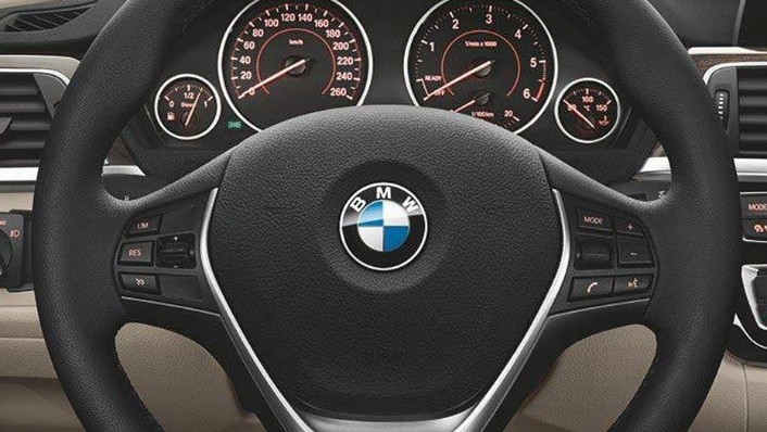 BMW 3 Series (2019) Interior 009