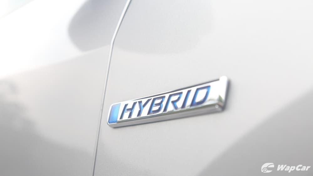2019 Honda HR-V 1.5 Hybrid Exterior 045