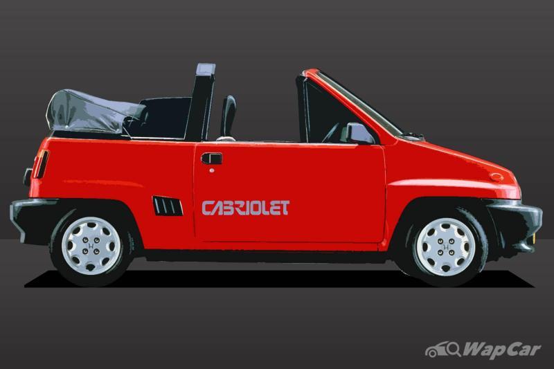 Model Panas - Evolusi 5 generasi Honda City di Malaysia 02