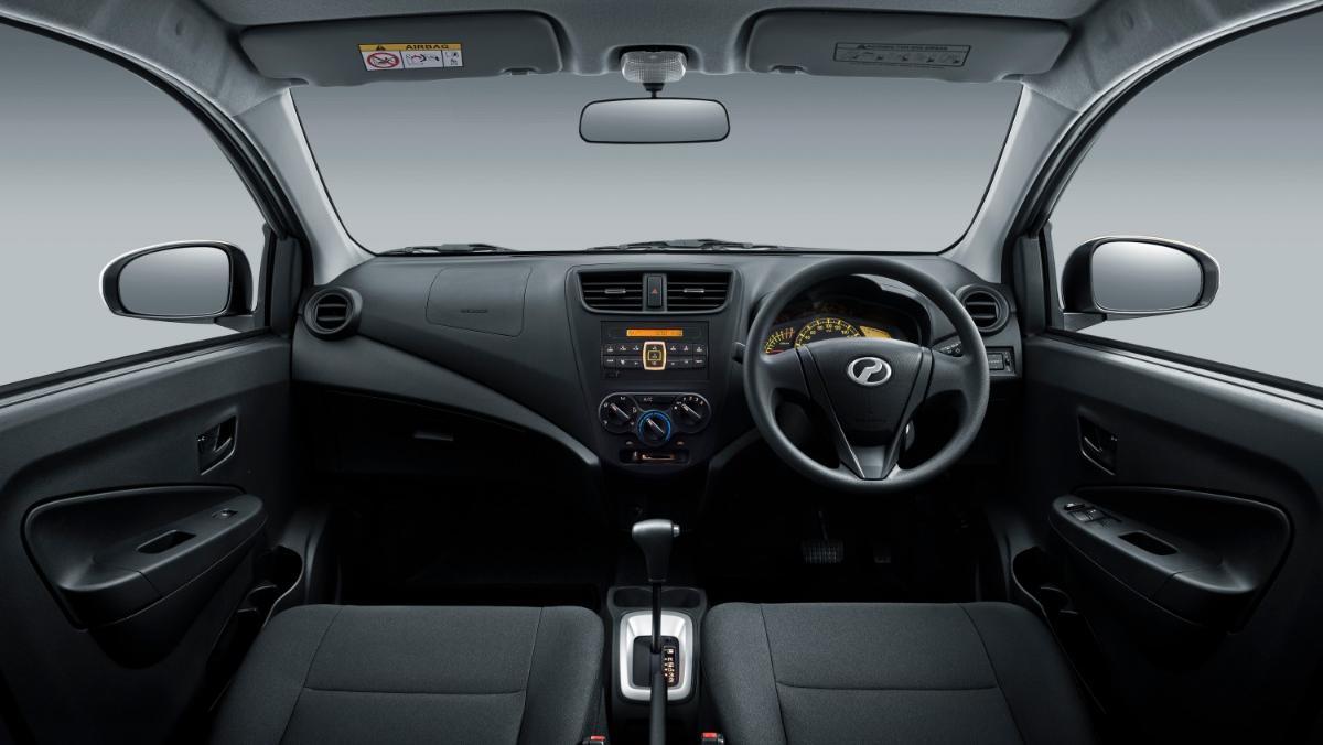 2019 Perodua Axia G 1.0 AT Interior 001